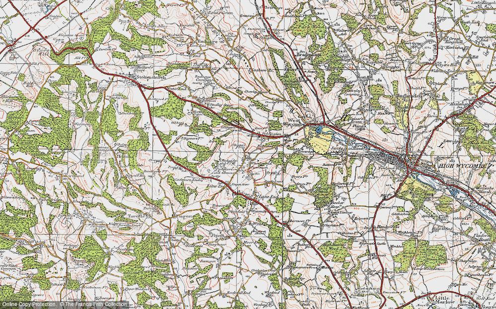 Wheeler End, 1919