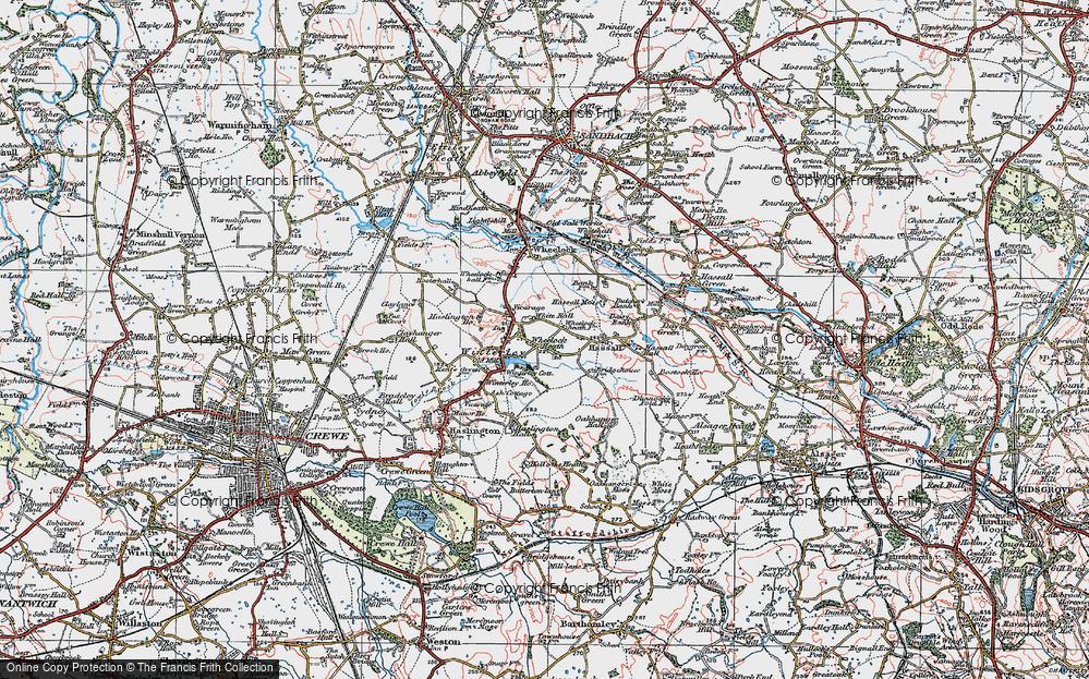 Wheelock Heath, 1923