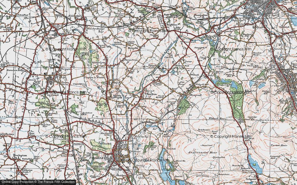 Wheelton, 1924