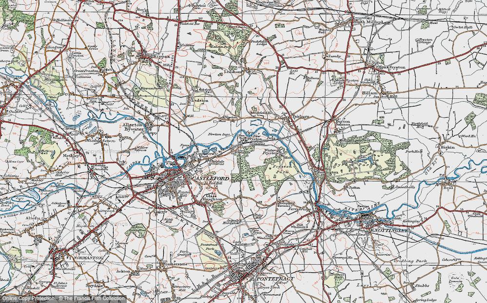 Wheldale, 1925