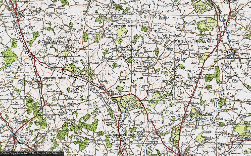 Whempstead, 1919