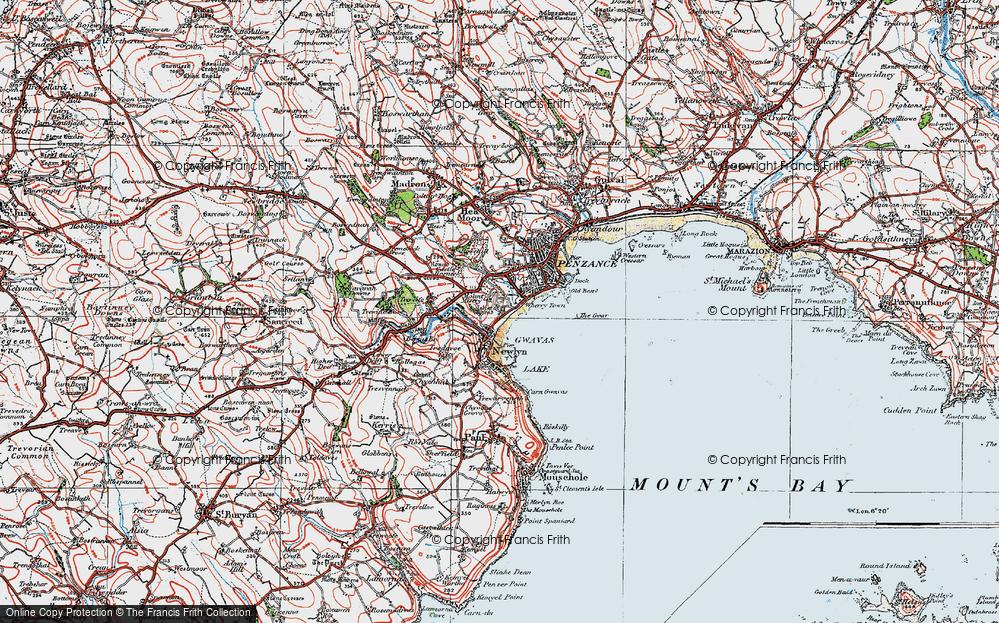 Wherry Town, 1919