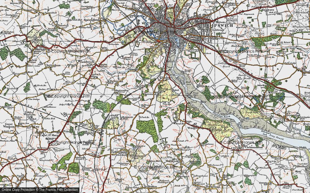 Wherstead, 1921