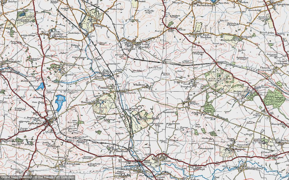 Whilton, 1919