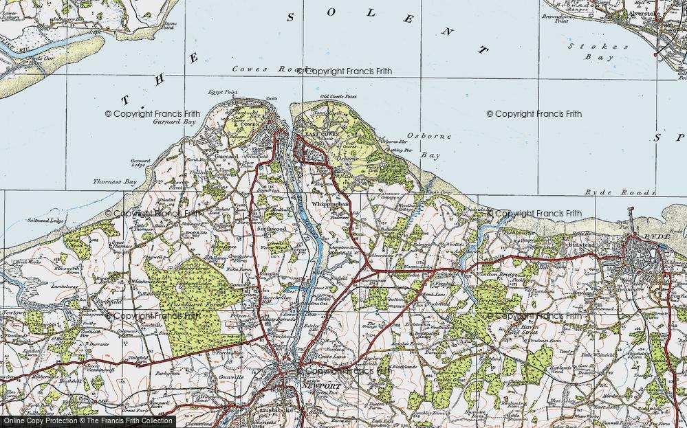 Whippingham, 1919