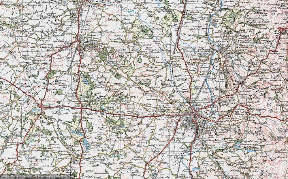 Whirley Grove, 1923