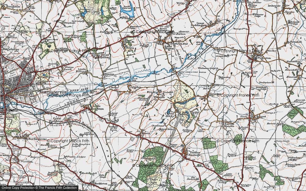 Whiston, 1919
