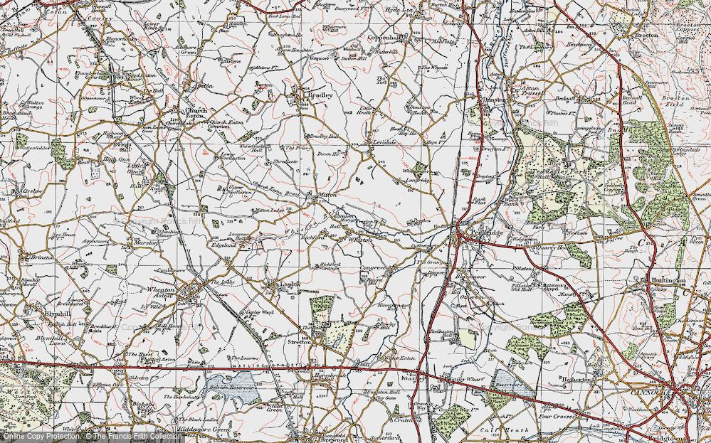 Whiston, 1921