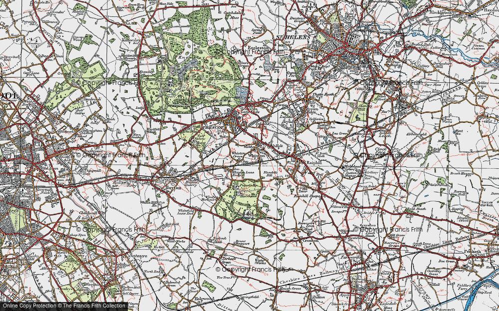 Whiston, 1923