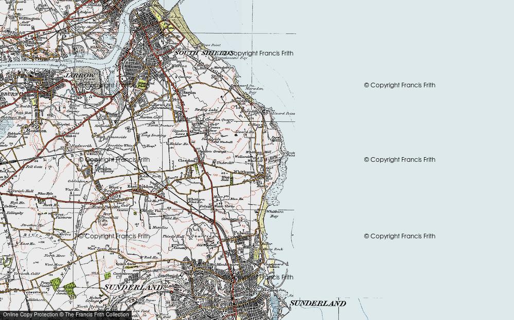Whitburn, 1925