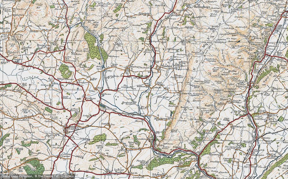 Whitcot, 1920