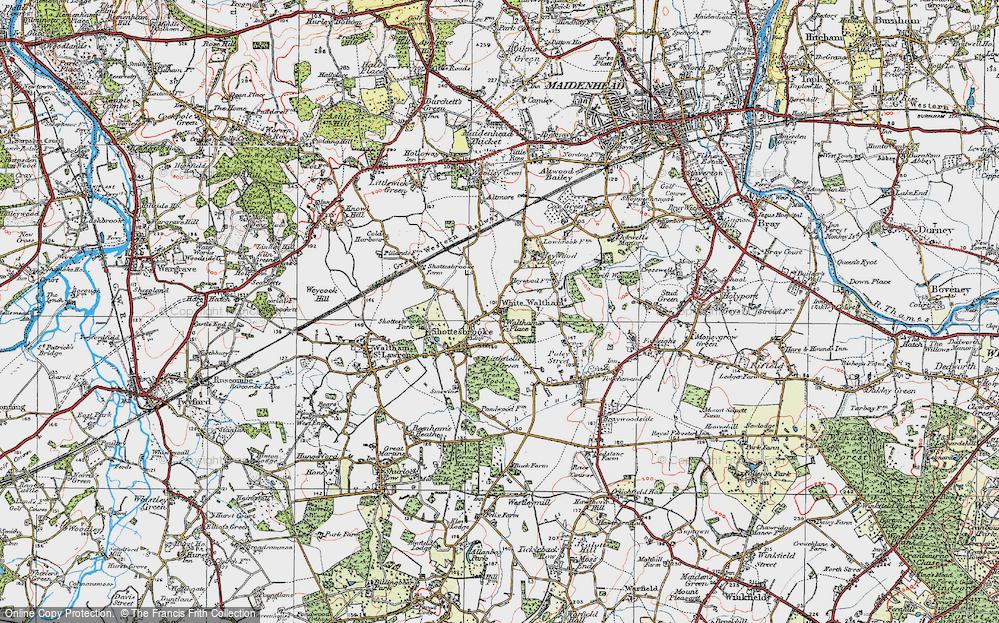 White Waltham, 1919