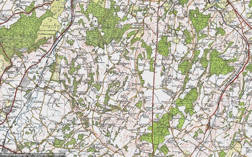 Whiteacre, 1920