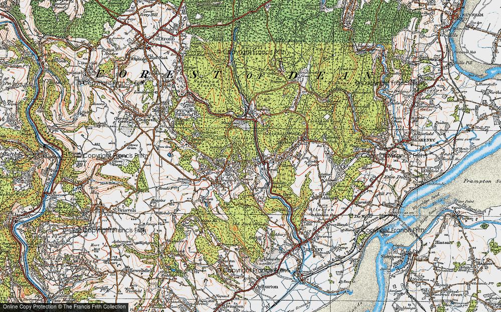 Whitecroft, 1919