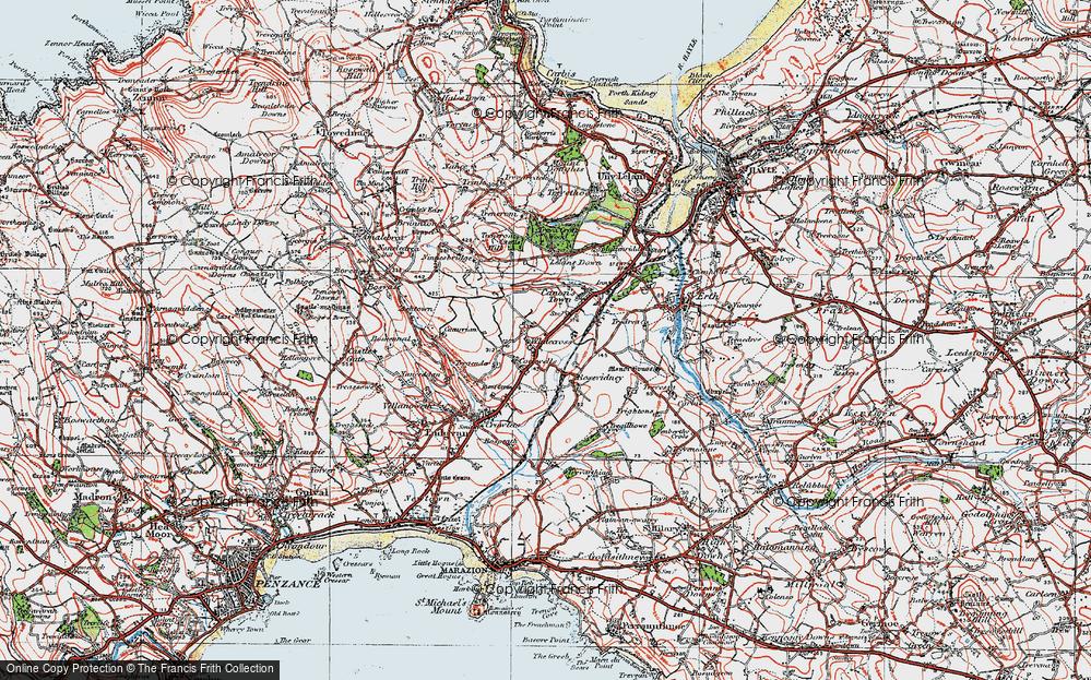 Whitecross, 1919