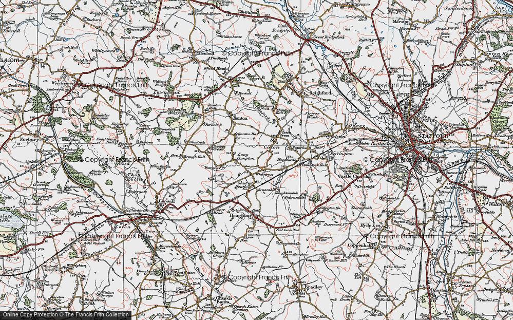 Whitecross, 1921