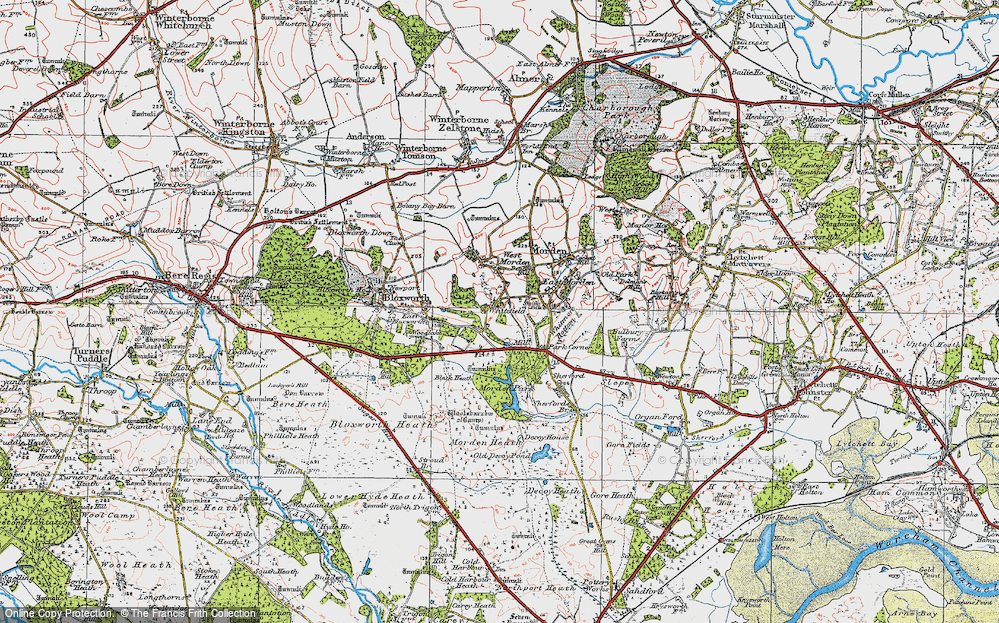 Whitefield, 1919