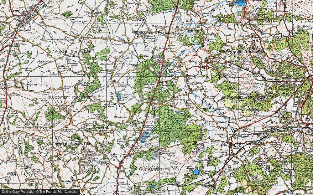 Whitehill, 1919