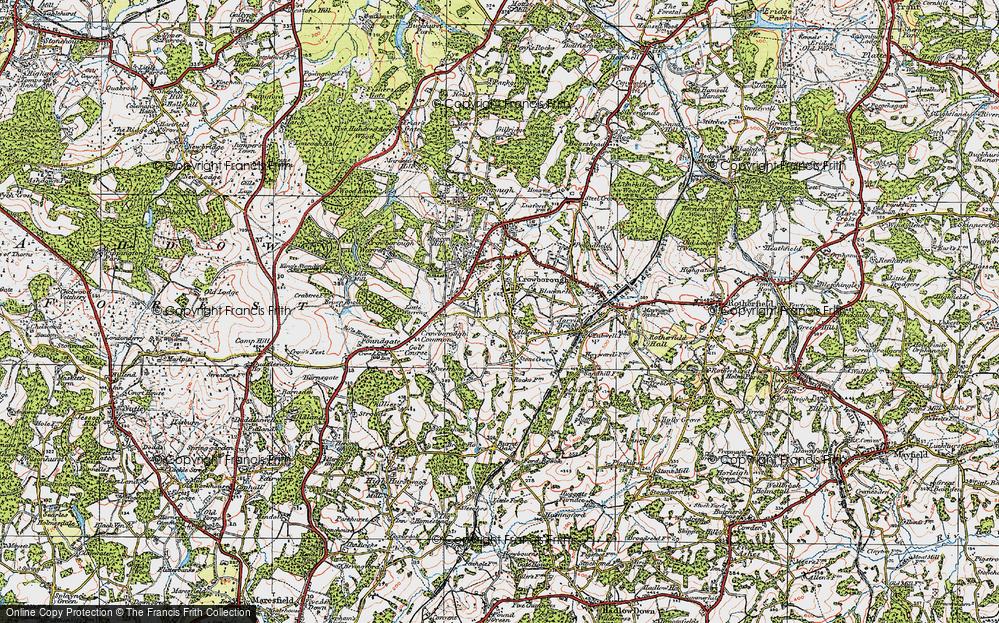 Whitehill, 1920
