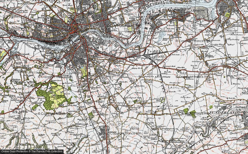 Whitehills, 1925