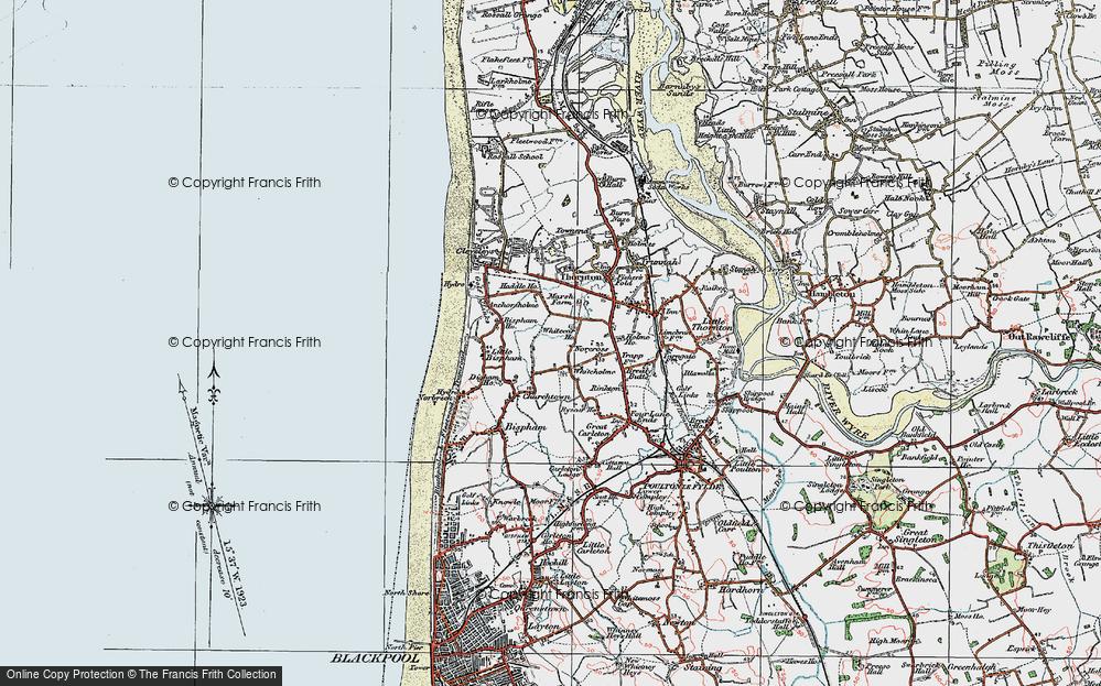 Whiteholme, 1924
