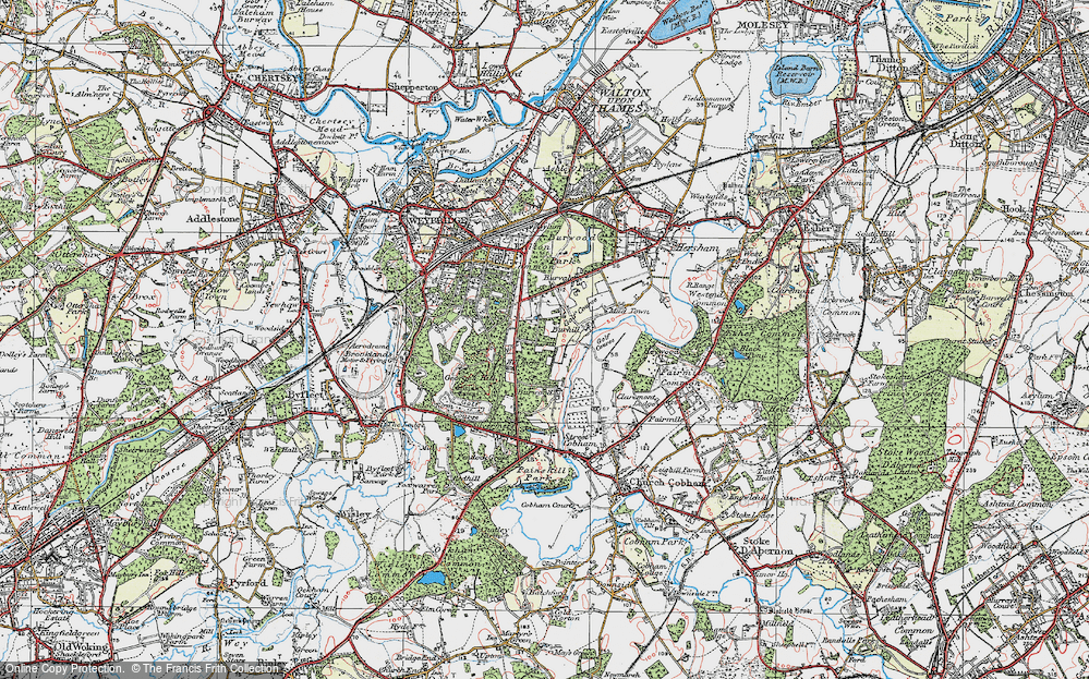 Whiteley Village, 1920