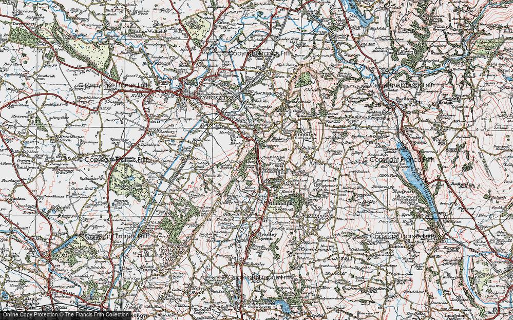 Whitemoor, 1923