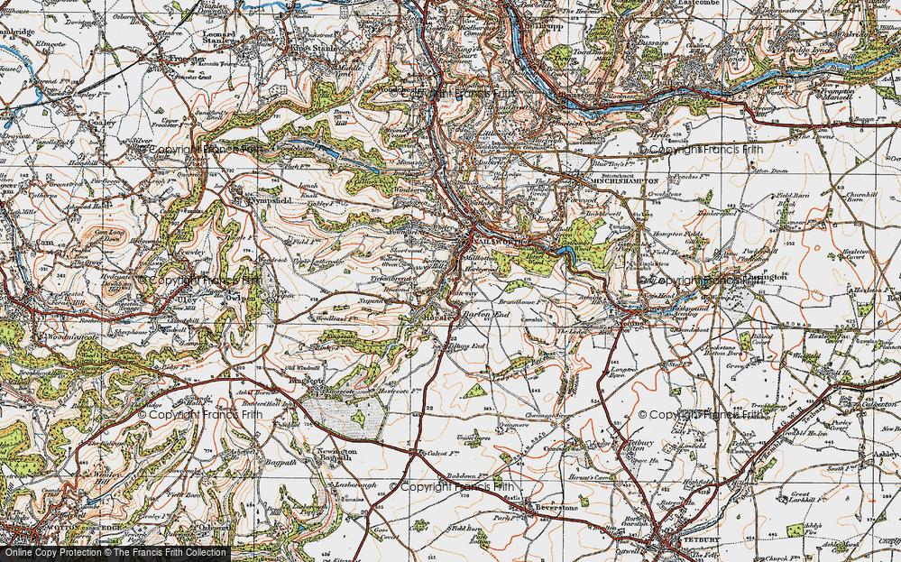 Whiteway, 1919