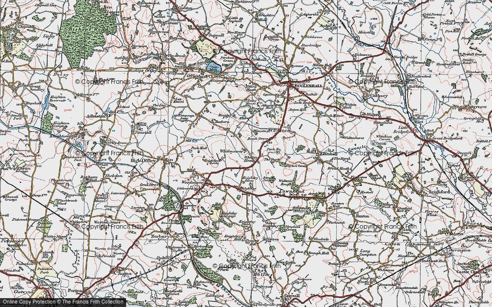 Whitley Heath, 1921
