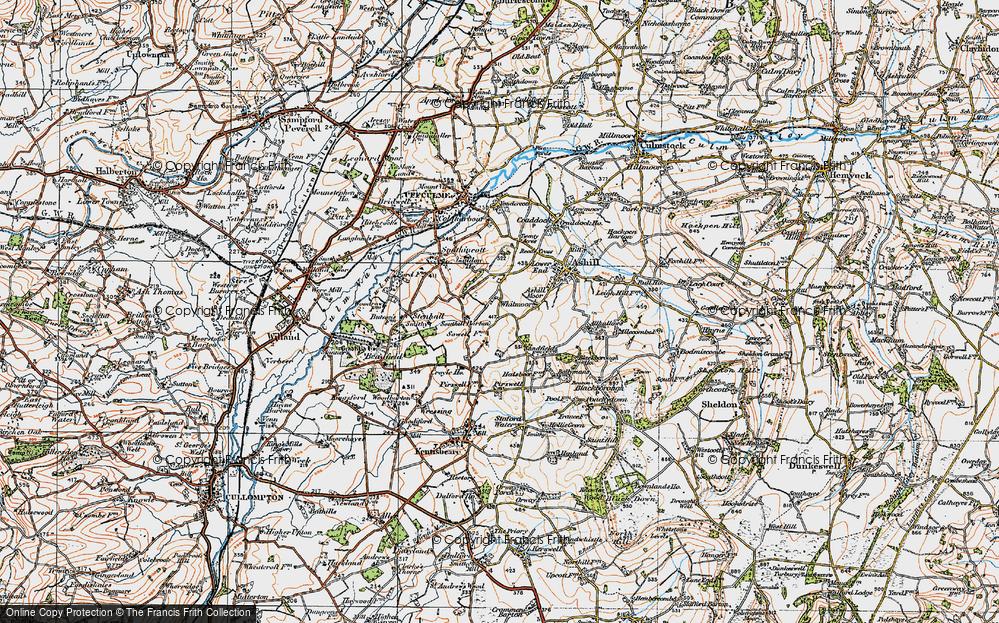 Whitmoor, 1919