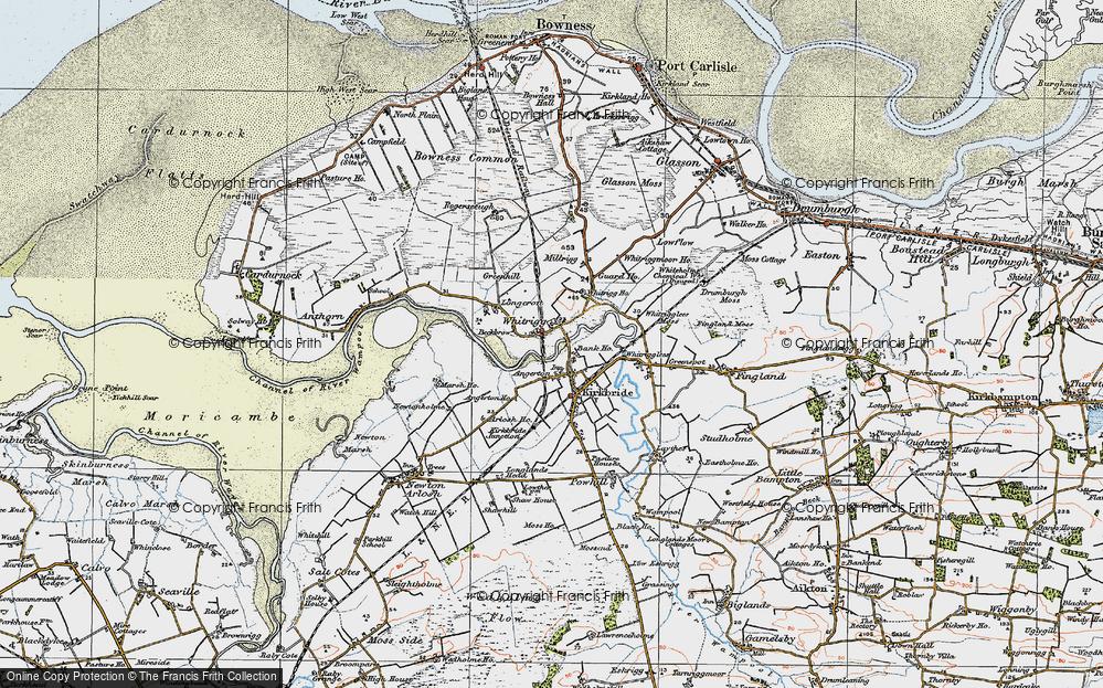 Whitrigg, 1925