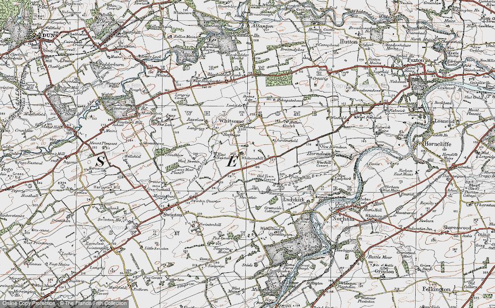Whitsomehill, 1926