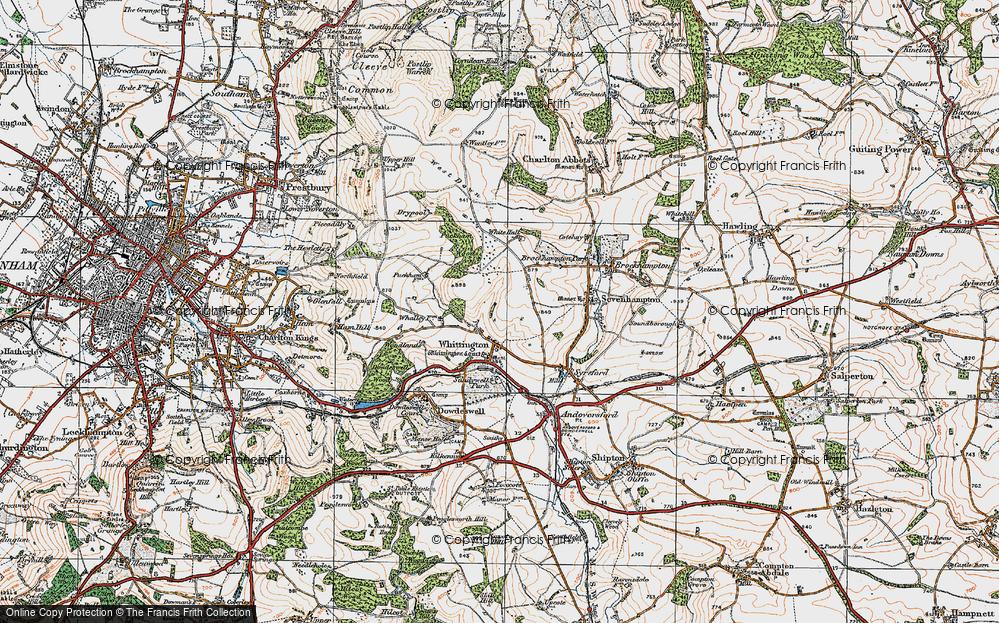 Whittington, 1919