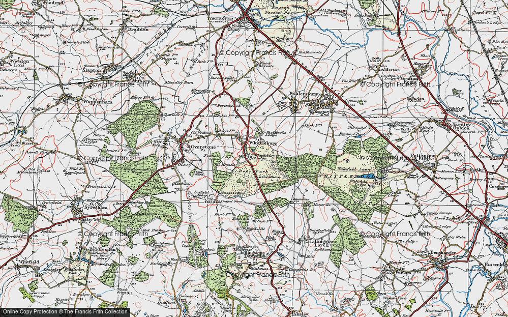 Whittlebury, 1919