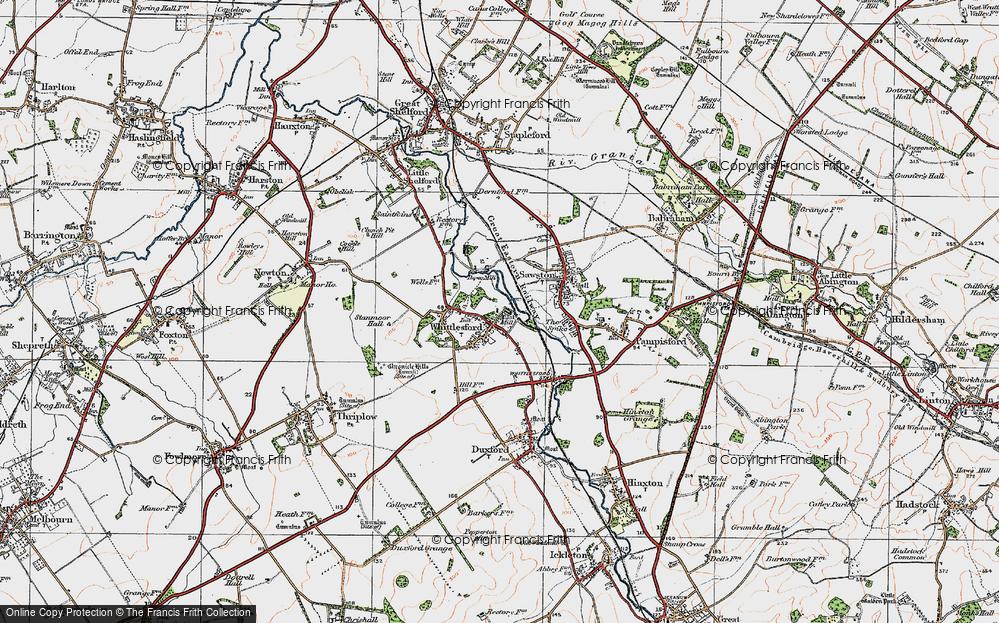 Whittlesford, 1920