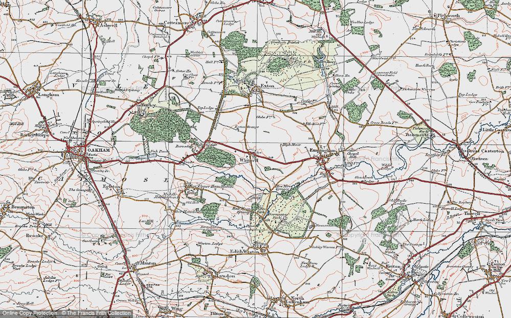 Whitwell, 1922