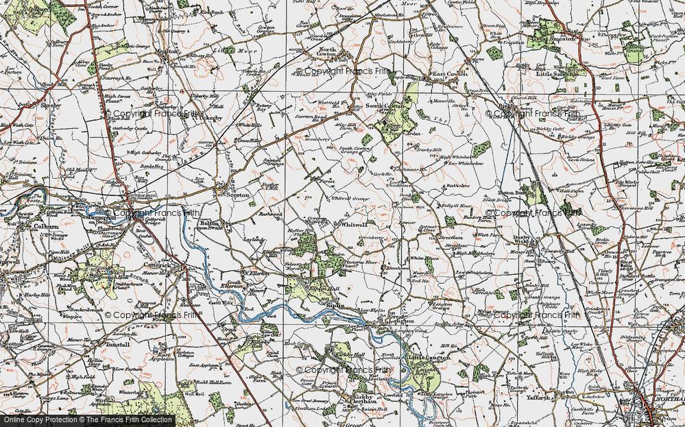 Whitwell, 1925