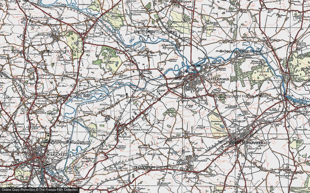 Whitwood, 1925