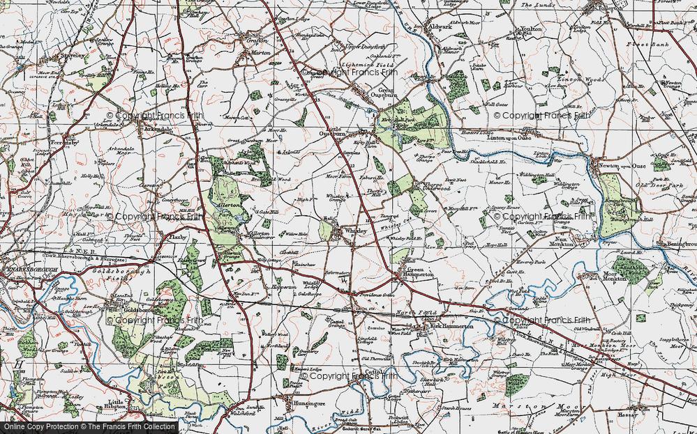 Whixley, 1925