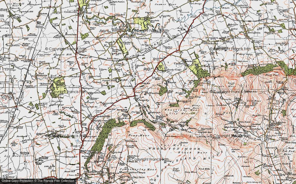 Whorlton, 1925