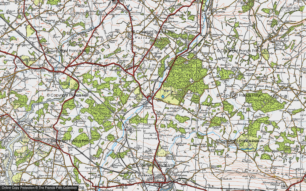 Wickham, 1919