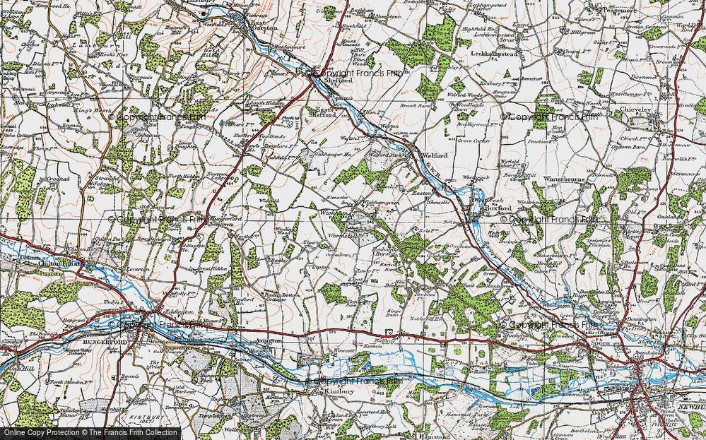 Wickham Green, 1919
