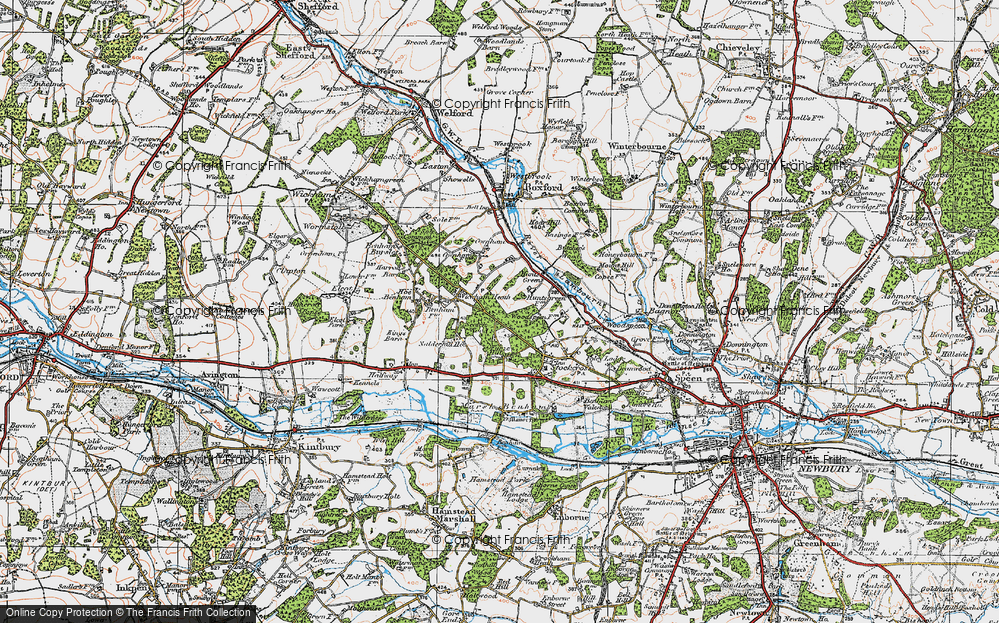 Wickham Heath, 1919