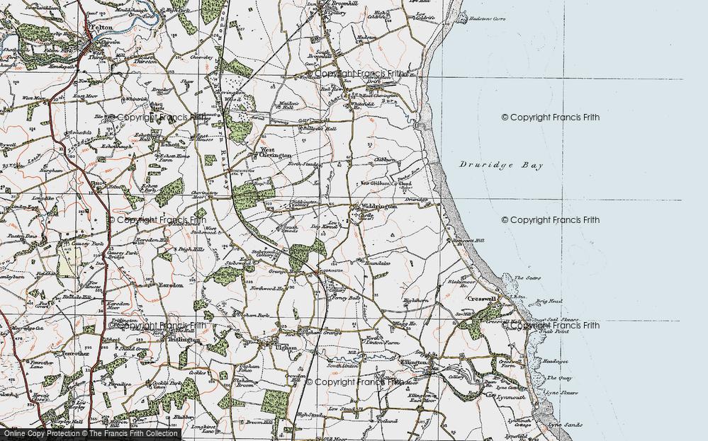 Widdrington, 1925