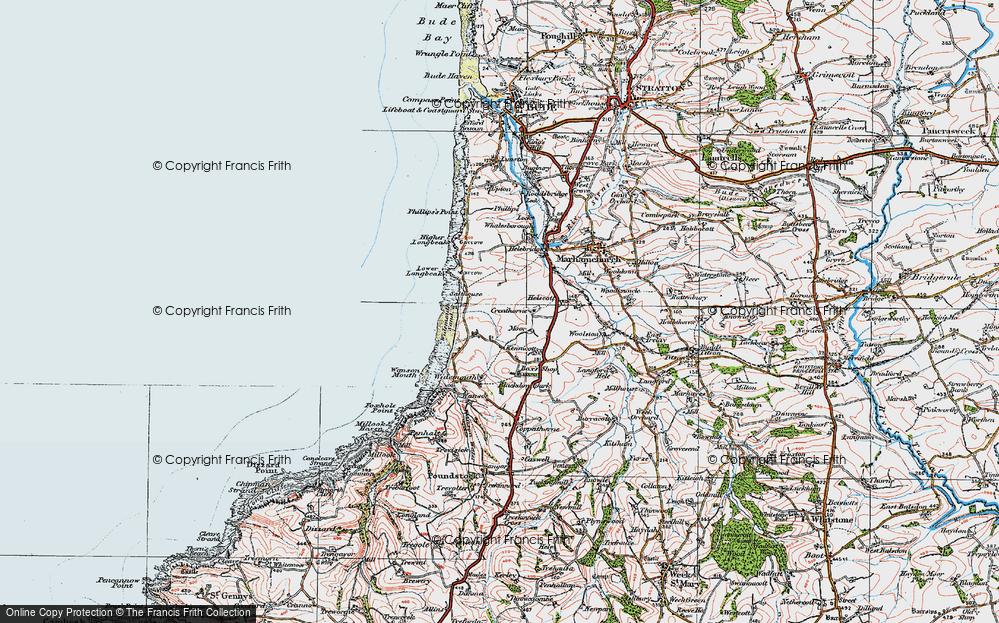 Widemouth Bay, 1919