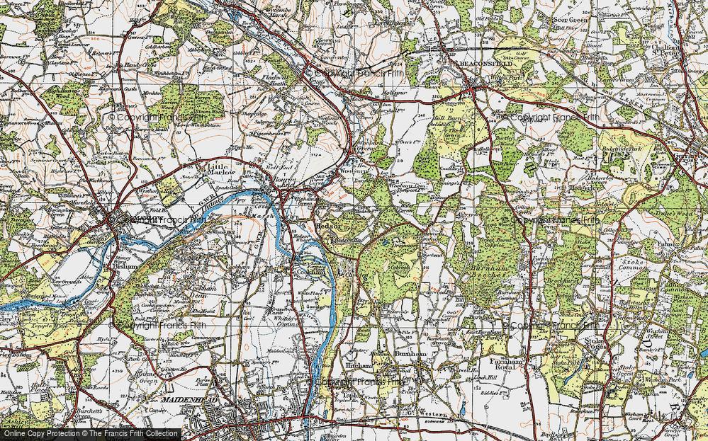 Widmoor, 1920
