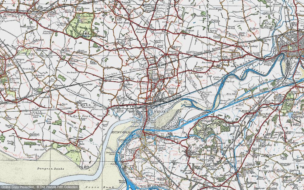 Widnes, 1923