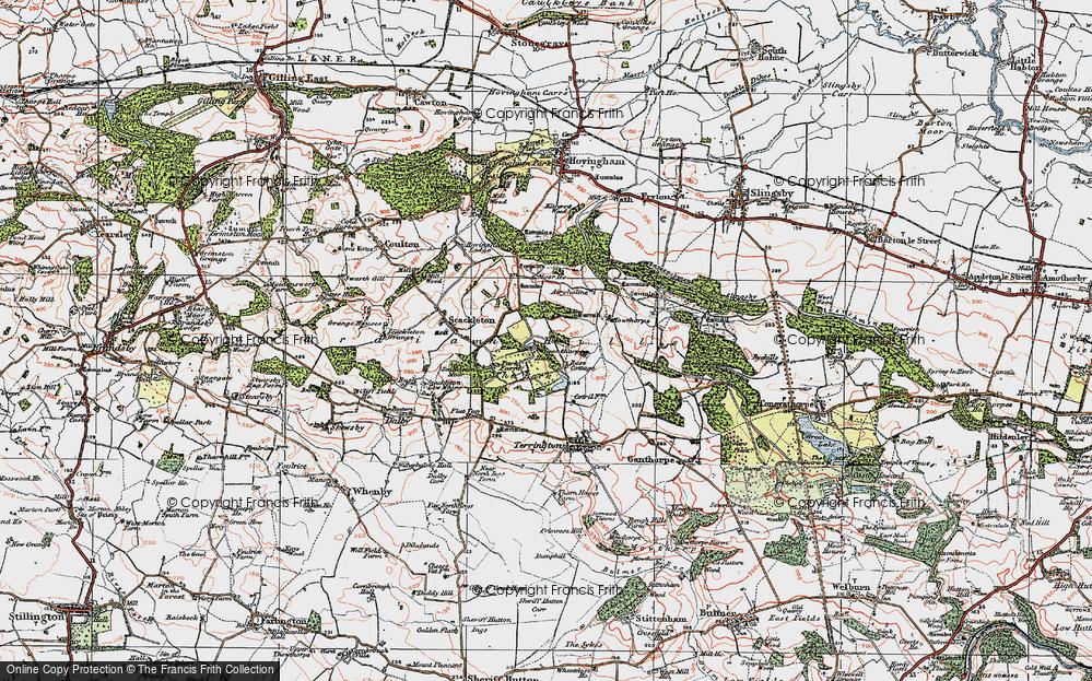 Wiganthorpe, 1924