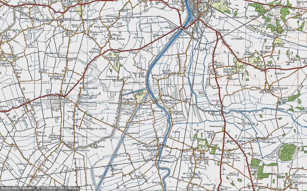 Wiggenhall St Germans, 1922