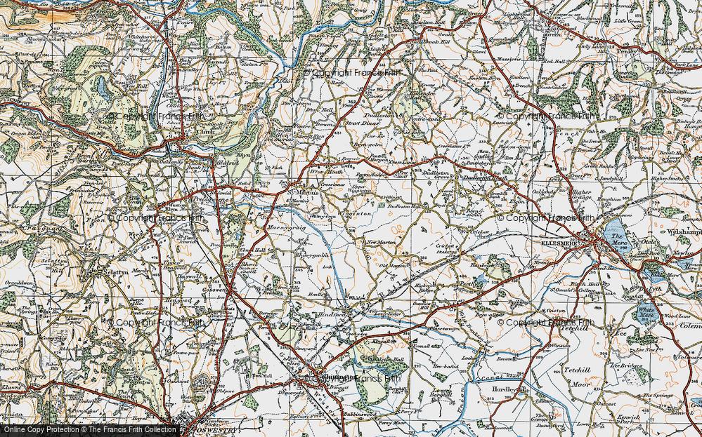 Wigginton, 1921